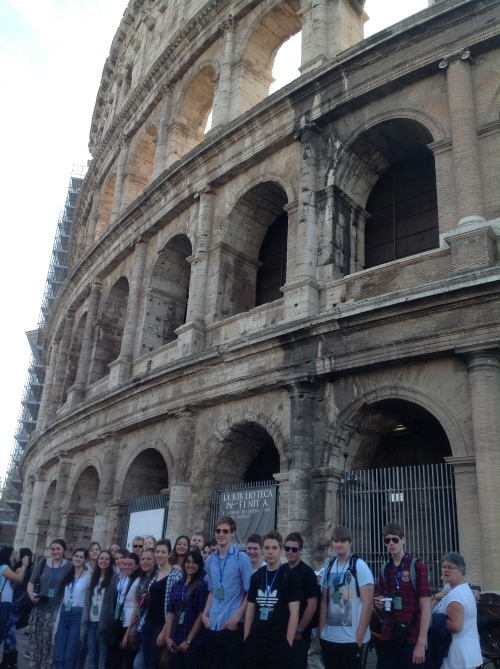 Greece and Italy trip 2016 - expressions of interest